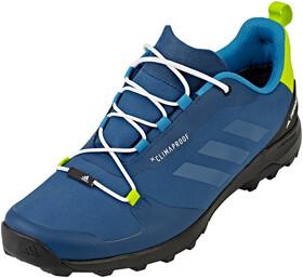 adidas TERREX Fastshell Chaussures à tige basse Homme, utility blackcore blackenergy